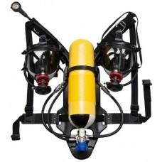 Αυτόνομη Αναπνευστική Συσκευή 6Lt με δύο χρήστες